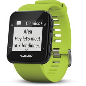 Garmin Forerunner 35 GPS Hardloop Horloge, limelight